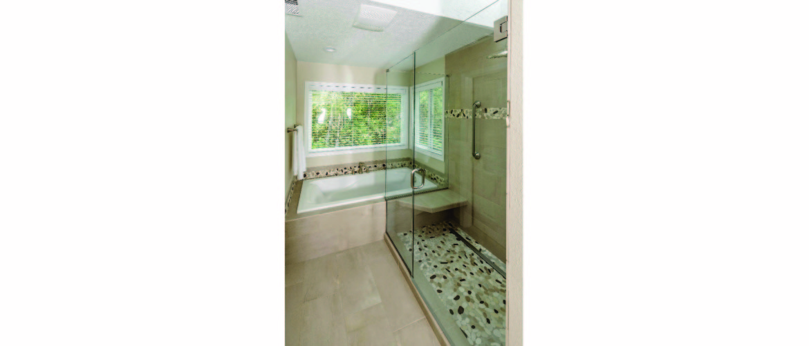 Custom Bath and Shower