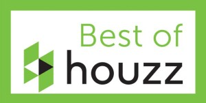 Voted best of Houzz 2016